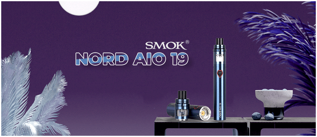 Know more about SMOK Nord AIO 19 Kit